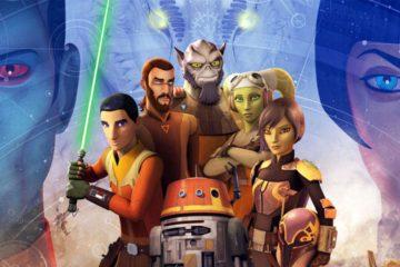 Звездные войны: Повстанцы 5 сезон, Постер