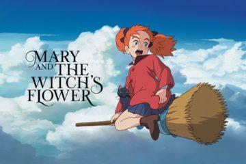 Мэри и ведьмин цветок 2, Постер