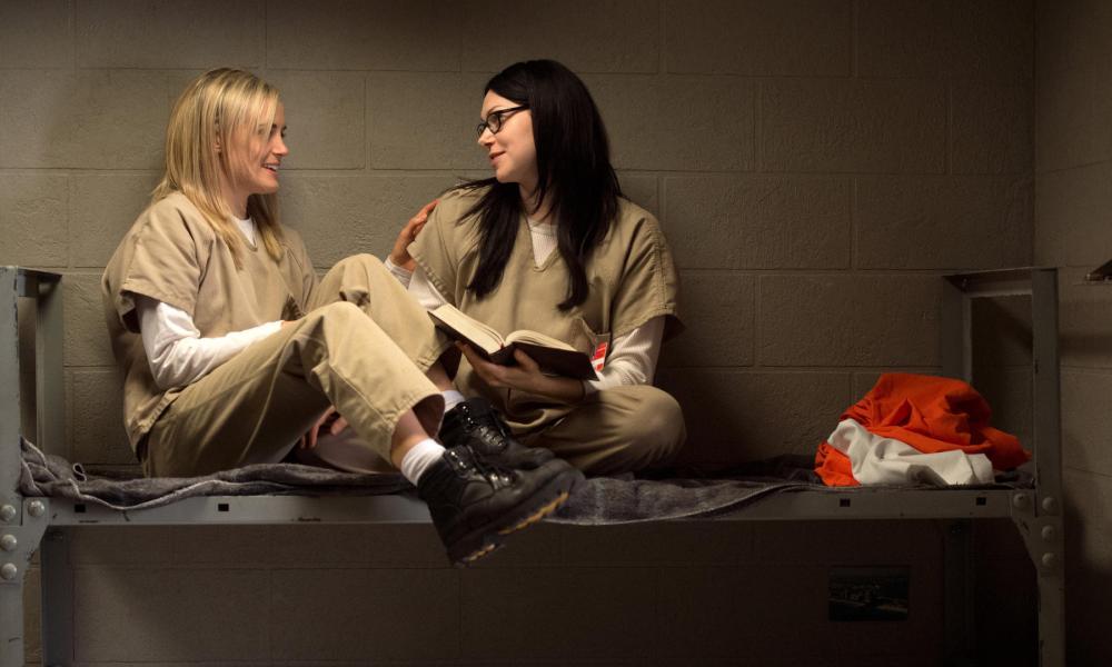 Оранжевый - хит сезона 7 сезон, кадр из сериала
