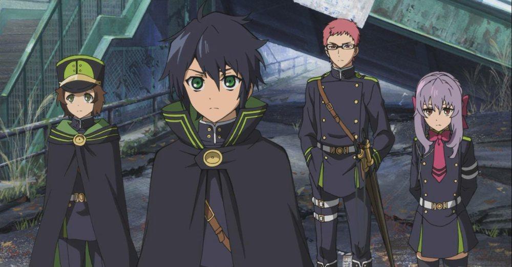 Последний серафим 3 сезон, кадр из аниме 2