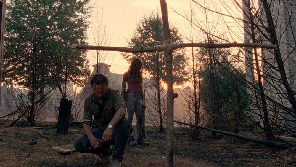 Ходячие мертвецы 10 сезон, кадр из сериала