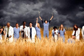 Анатомия страсти 16 сезон, Постер
