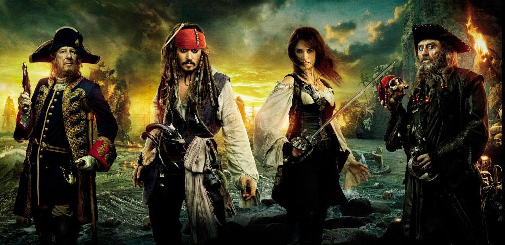 Пираты Карибского моря 6 Сокровища потерянной бездны, актёрский состав