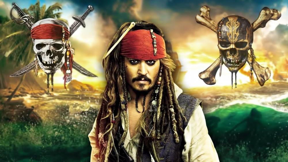 Пираты Карибского моря 6 Сокровища потерянной бездны, черепа
