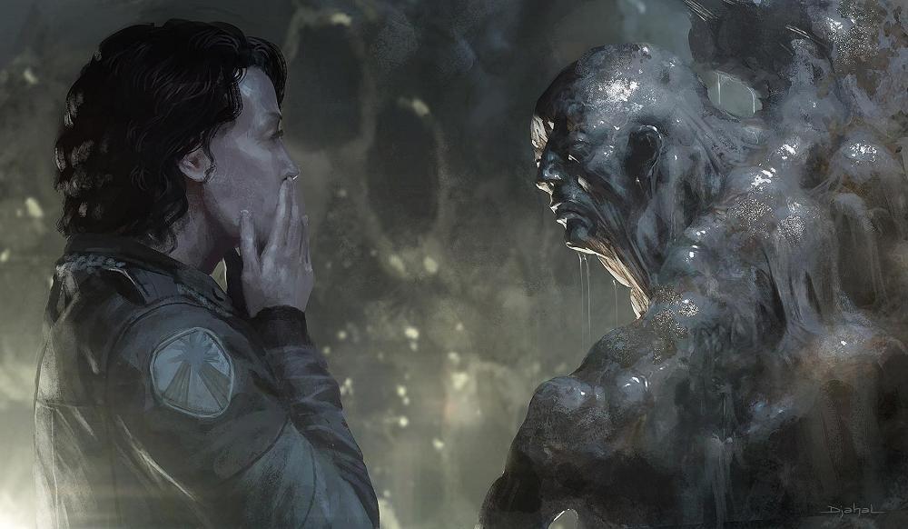 Чужой 5: Пробуждение, кадр из сериала