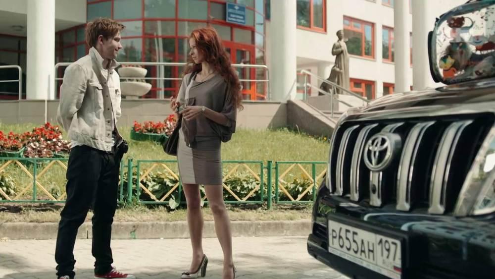 Полицейский с Рублевки 4 сезон, кадр из сериала