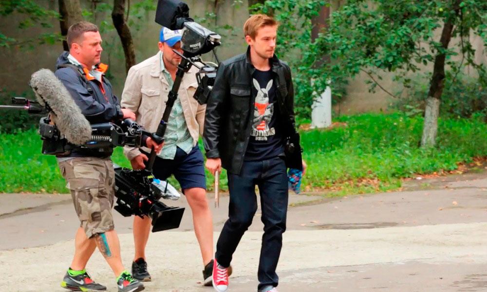 Полицейский с Рублевки 4 сезон, на съёмочной площадке