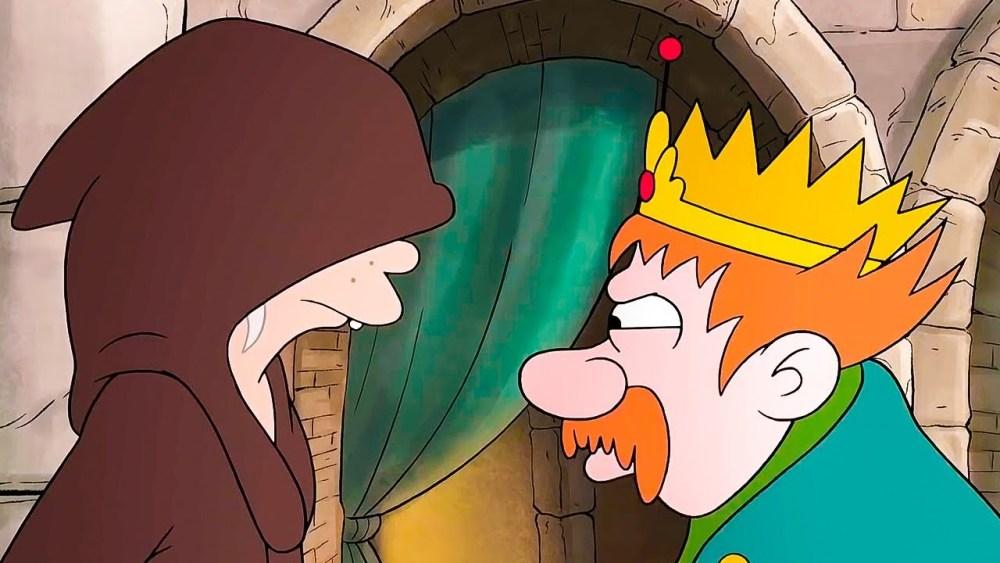 Разочарование 2 сезон, кадр из мультсериала