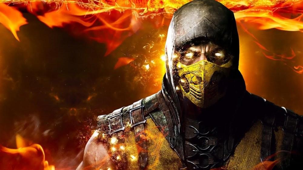Мортал Комбат 3 (Смертельная Битва), Скорпион