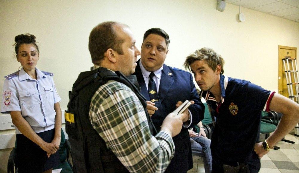 Полицейский с рублевки 5 сезон, кадр из сериала