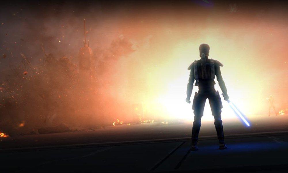 Войны клонов 7 сезон, кадр из мультфильма