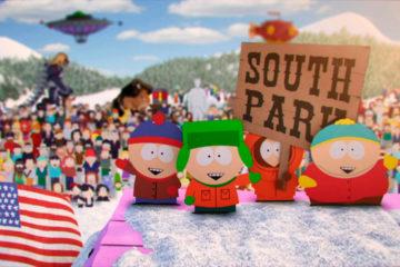 Южный парк 23 сезон, Постер