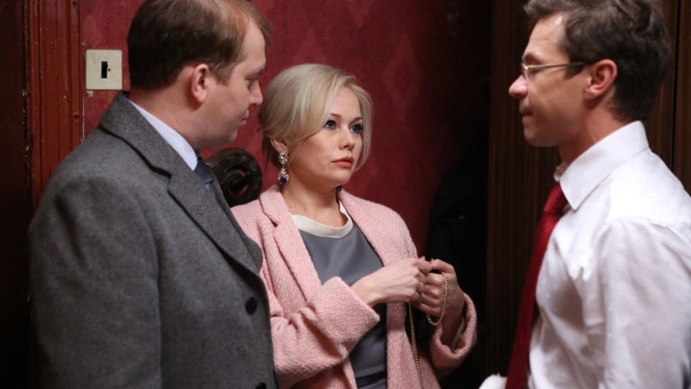 Домашний арест 2 сезон, кадр из сериала