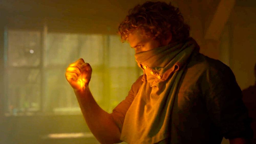 Железный кулак 3 сезон, кадр из сериала