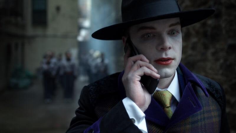Готэм 5 сезон, кадр из сериала