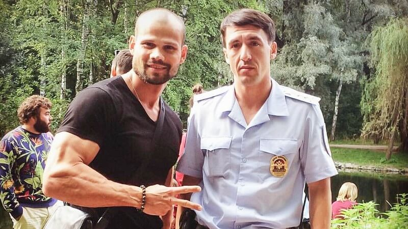 Конная полиция 2 сезон, Артур Смольянинов