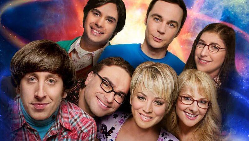 Теория большого взрыва 13 сезон, главные герои