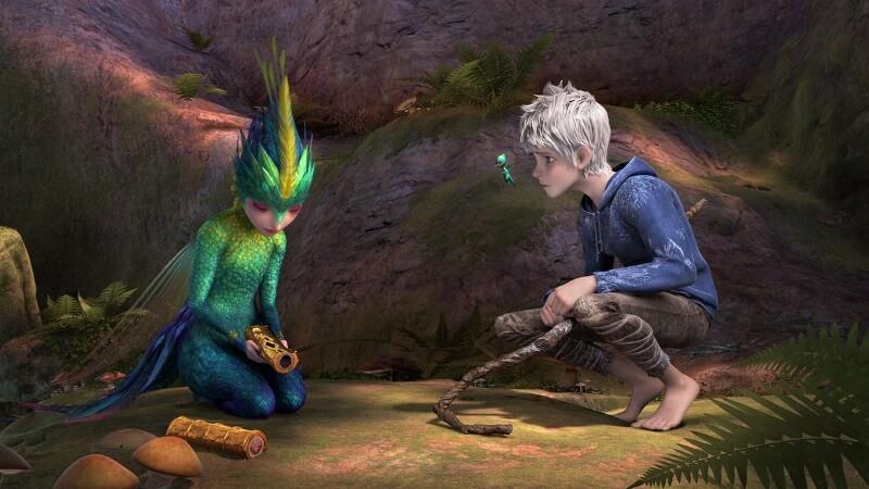 Хранители снов 2, кадр из мультфильма