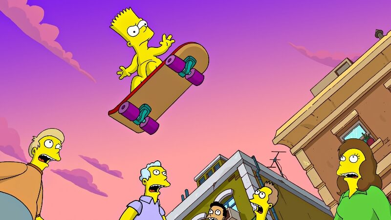 Симпсоны 31 сезон барт