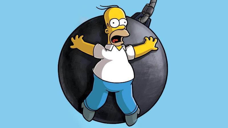 Симпсоны 31 сезон гомер