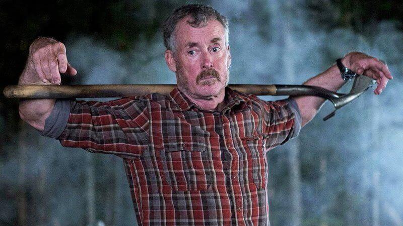 Стэн против сил зла 4 сезон Джон К. МакГинли