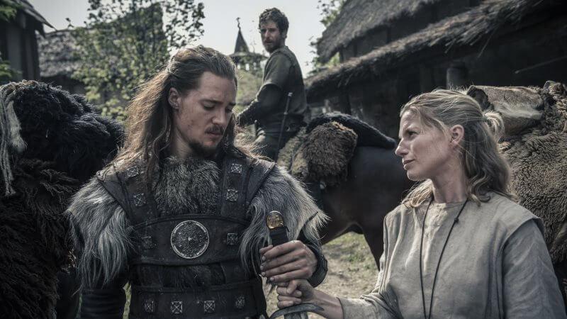 Последнее королевство 4 сезон главные герои