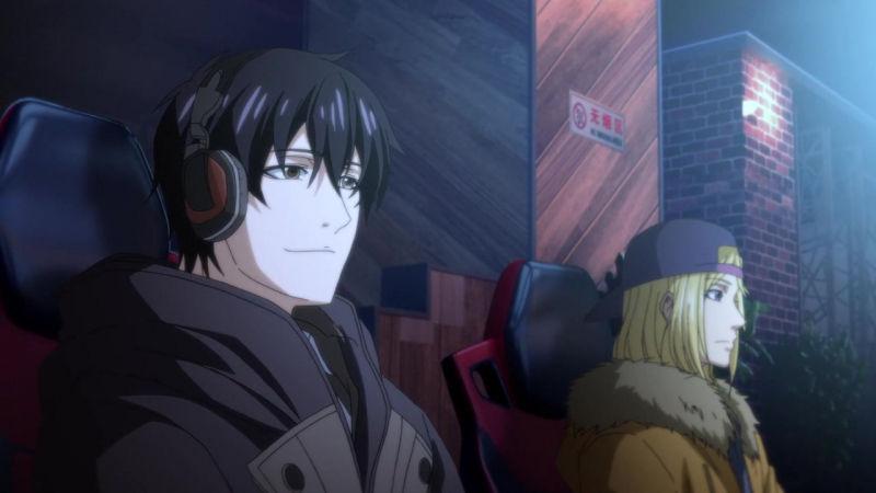 Аватар короля 2 сезон кадр из аниме