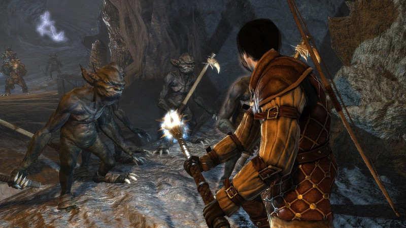 Готика 5 кадр из игры