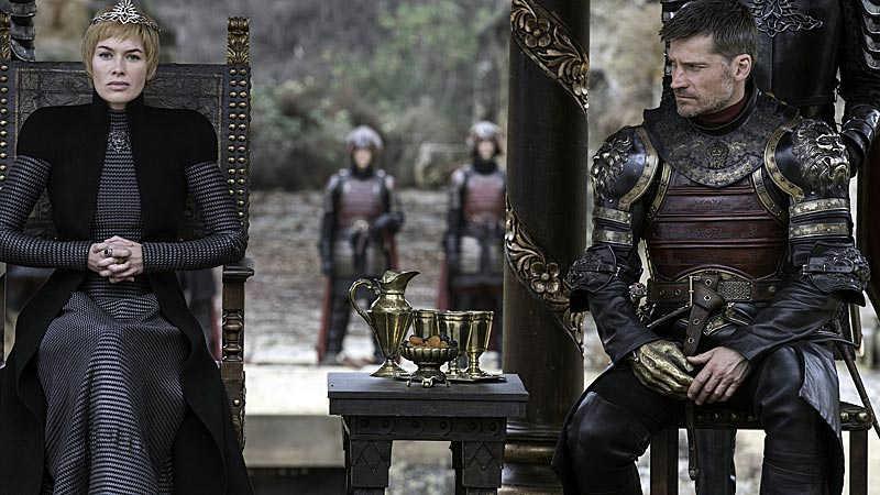 Игра престолов 8 сезон кадр из фильма