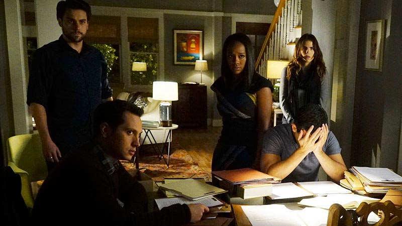 Как избежать наказания за убийство 6 сезон кадр из фильма