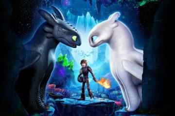 Как приручить дракона 4 дата выхода