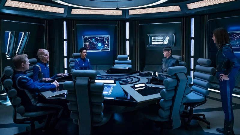 Когда выйдет Звездный путь: Дискавери 3 сезон