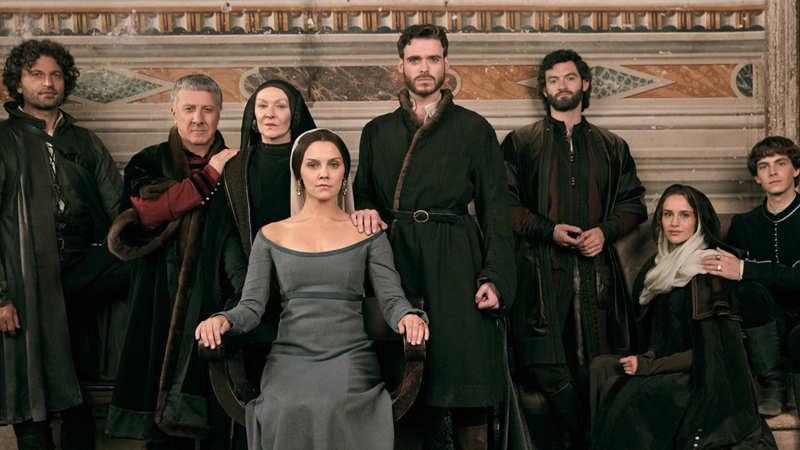 Медичи: Повелители Флоренции 3 сезон картинка