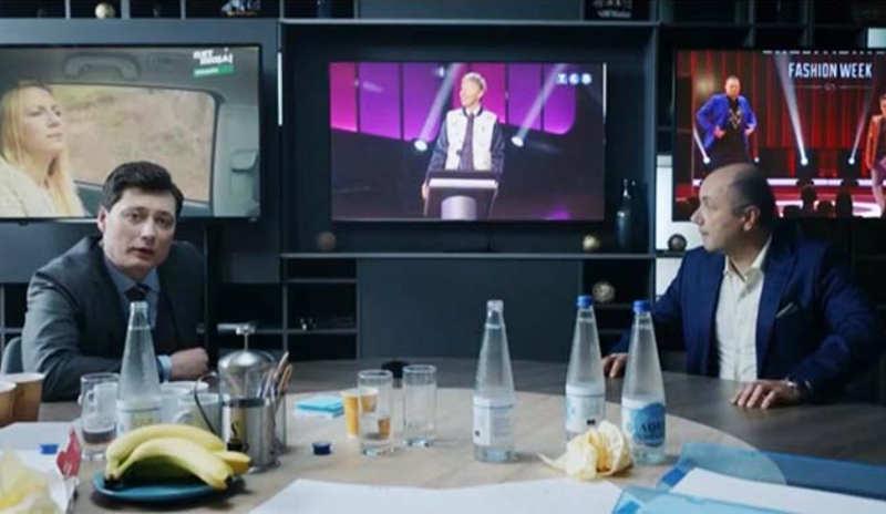 Мылодрама с Буруновым кадр из фильма