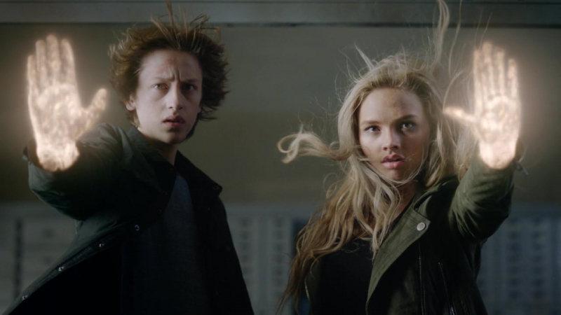 Одаренные 3 сезон кадр из фильма