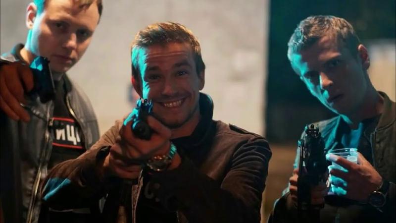 Полицейский с Рублевки 6 сезон кадр из фильма