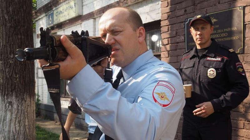 Полицейский с Рублевки 6 сезон картинка