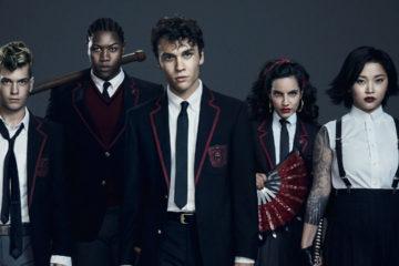 Убийственный класс 2 сезон дата выхода