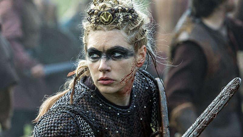 Викинги 6 сезон кадр из фильма