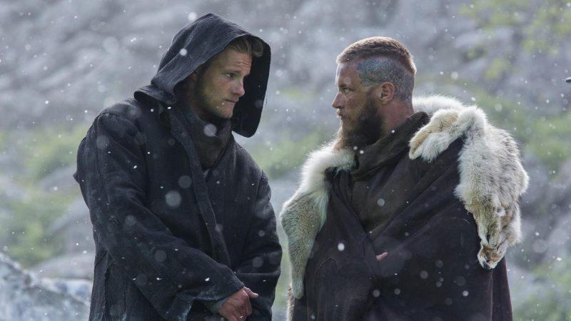 Викинги 6 сезон картинка