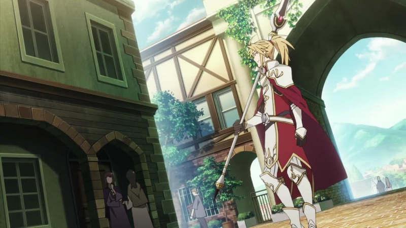 Восхождение героя щита 2 сезон кадр из фильма