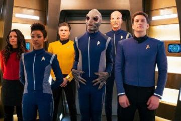 Звездный путь: Дискавери 3 сезон дата выхода