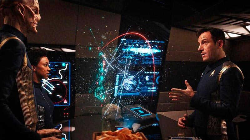 Звездный путь: Дискавери 3 сезон кадр из фильма