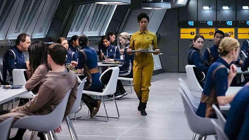 Звездный путь: Дискавери 3 сезон картинка