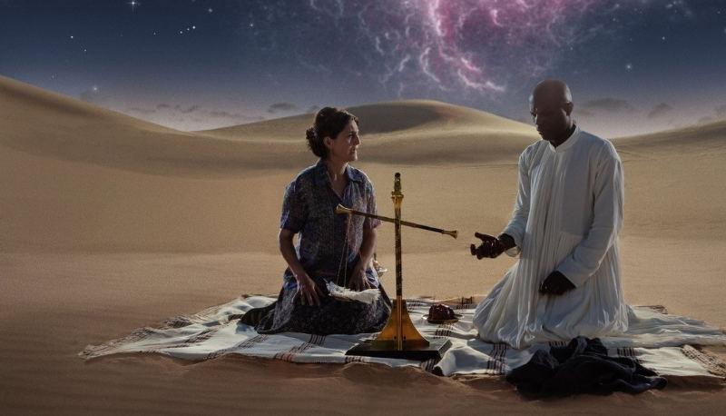 Американские боги 3 сезон кадр из фильма