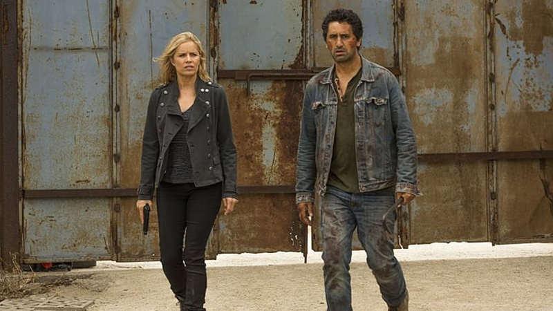 Бойтесь ходячих мертвецов 6 сезон кадр из фильма