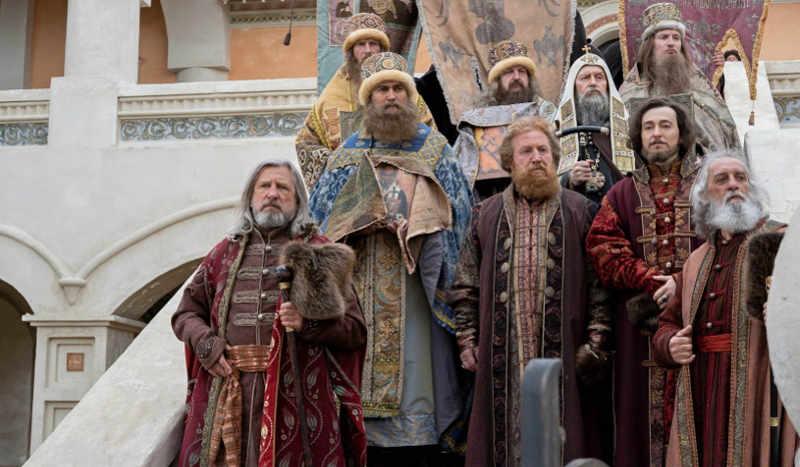 Годунов 3 сезон кадр из фильма