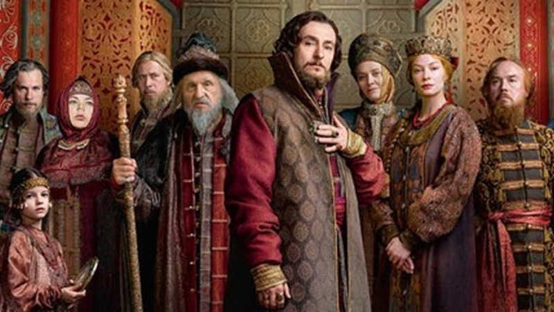 Годунов 3 сезон картинка