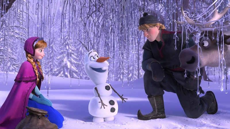 Холодное сердце 2 кадр из фильма