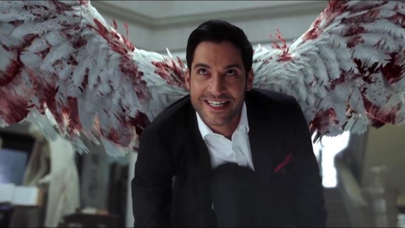 Люцифер 4 сезон кадр из фильма